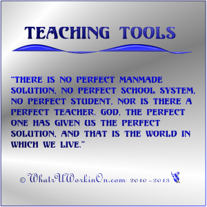 TeachingToolsPoster