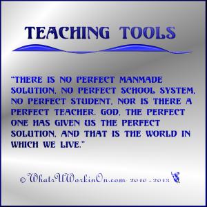 TeachingToolsPoster